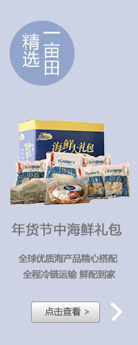 年货节中海鲜礼包